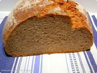 Emmer Wholemeal Bread With Sesame