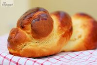 Marzipan Braid For Easter