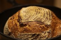 White Bread With Poolish