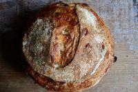 Green Onion Asiago Bread