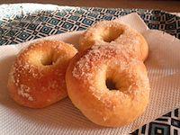 Baked Yeast Doughnuts