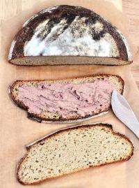 Chickpea Sourdough Bread