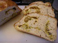 Cheese-stuffed Crusty Loaves