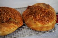 Gruyere Cheese Bread
