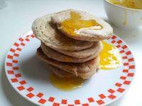 Sourdough Poppyseed Pancakes