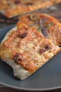 Higher Fibre Spelt Pizza