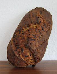 Zucchini-Kuerbiskern-Brot