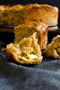 Fluffy Zucchini Bread