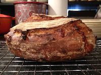 Chorizo, Manchego And Spring Onion Country Loaf