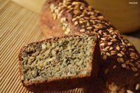 Golden Hamster Bread, Wheat Sourdough Seeds Bread
