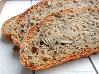 Polenta Country Bread