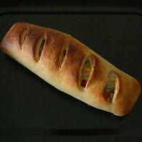 Corn Stuffed Bread Roll
