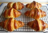Buttery Croissants
