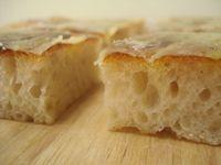 Herbed Cheese Sourdough Focaccia