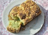 Pandan Kaya Bread