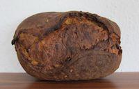 Sue?ükartoffel-Buttermilch-Brot