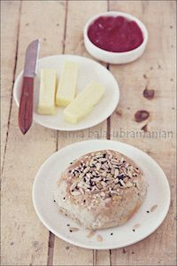 Multi-Seed Buttermilk Rolls