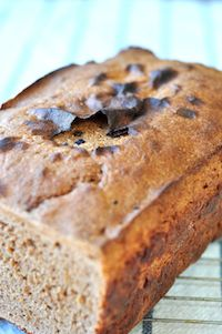 Gerstenbrot - Dark Blackened Sourdough Bread
