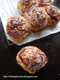 Kanelsnegl~Danish Cinnamon Roll