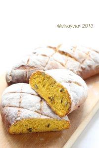 Pumpkin Bread With Seeds