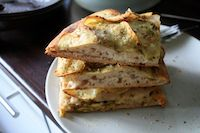 Country Potato Focaccia