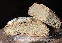 Pane All'avena A Lievitazione Naturale