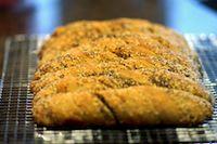 Sourdough Bread Twists