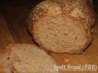 Overnight Spelt Bread (BBB)