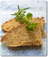 Fresh Herbs Bread