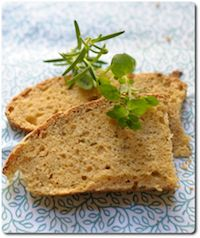 Fresh Herbs Bread