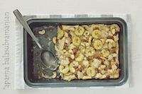 Easy Banana Bread Pudding