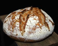 Organic Peanut Bread