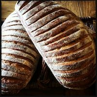 Sourdough With Einkorn Flour