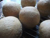 English Oatmeal Bread