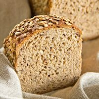 Spelt Whole Grain Bread With Buttermilk