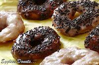 Eggless Crispy Donuts