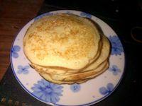 Fluffy Pancakes From Failed Bread Dough