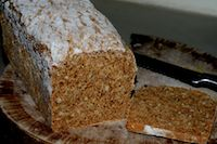 Spelt Whole Wheat Or Dinkelberger Vollkorn