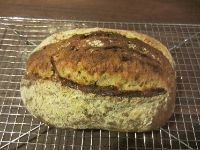 Barley And Lemon Bread