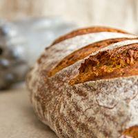 Spelt Rye Bread