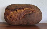 Kartoffel-Pastinaken-Brot