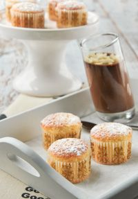 Muffins With Olive Oil