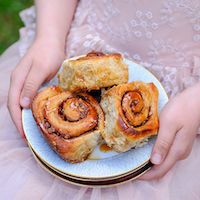 Best Yogurt Cinnamon Rolls