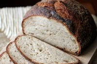 No Knead Whole Wheat Bread