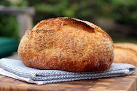 Nine Hour Crusty White Bread