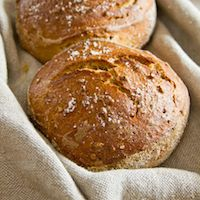 Beer Bread With Fleur De Sel