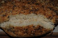 Persian Flatbread Or Nan E Barbari