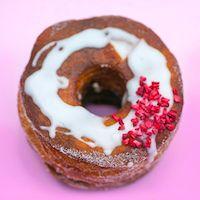 Not A Cronut - A Doughssant!