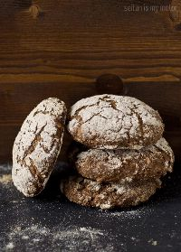 Amazing Whole Grain Rye Rolls