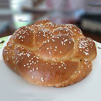 No-egg Soft Challah